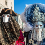 The Untold Stories Behind the Venetian Masks